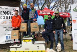 Campionato di corsa in montagna, partenza-record a Rivergaro: Neri e Chiarini vincono a pari merito