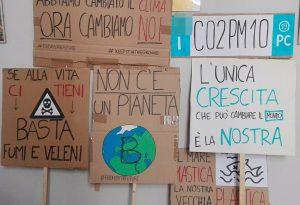 Anche a Piacenza il corteo mondiale per il clima. Previste 1.500 adesioni