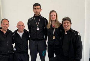 Martina Boselli e Ali Trabelsi scatenati: un oro e un argento ai Campionati regionali Assoluti