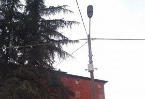 Seminò e Albareto, installate sei telecamere di videosorveglianza