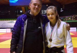 Asia Sassi stellare: bronzo ai Campionati italiani Under 18. A 14 anni è già cintura nera