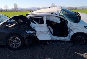Doppio incidente in A1 verso nord. Vari mezzi coinvolti, un ferito grave