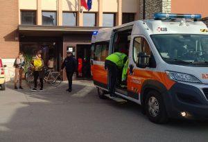 Esalazioni da detersivo, operatori e ospiti dell'ex Andreoli intossicati. Il reparto evacuato è tornato agibile
