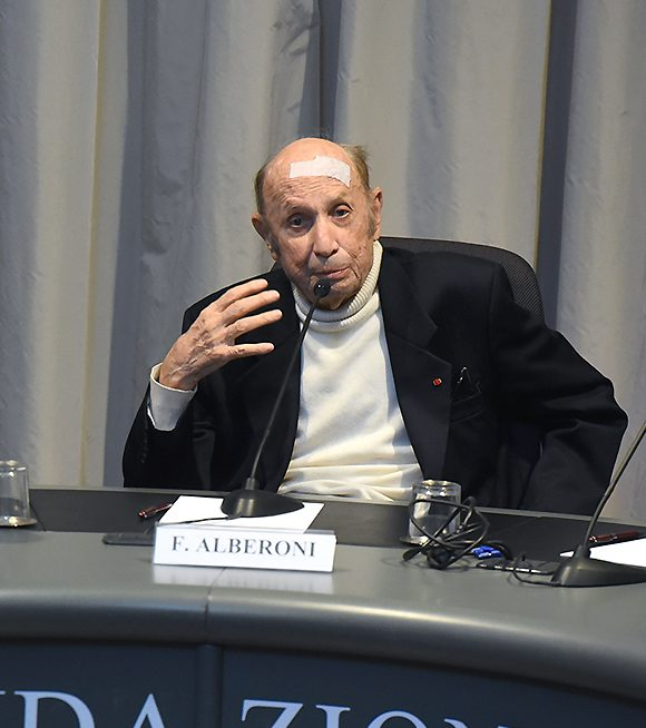 Il piacentino Francesco Alberoni candidato alle Europee con Fratelli d'Italia