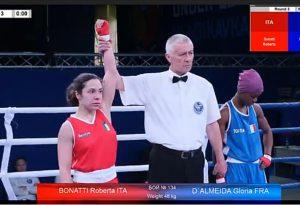 Super Roberta Bonatti: raggiunta la semifinale agli Europei Under 22