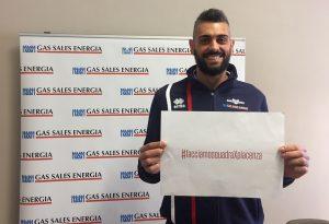 """Ecco Sabbi: un acquisto da Superlega. """"Qui per riportare in alto Piacenza"""""""