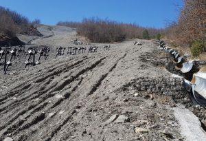 Sassi Neri: maxi cantiere diventa un caso per i geologi di tutta la regione