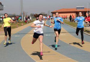 """Piccoli """"Bolt"""" crescono: gli studenti piacentini si sfidano al Dordoni"""