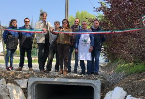 Gragnano: terminati i lavori di bonifica sul Rio Borla