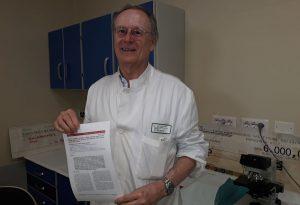 Oncologia record: sei ricerche pubblicate su riviste scientifiche in tre mesi