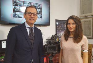"""Carlo e Paola Ponzini, a """"Nel Mirino"""" si parla di arredamento e design"""