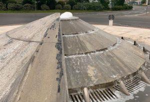 Ancora schiuma nelle fontane cittadine: atto vandalico sul conto dei contribuenti