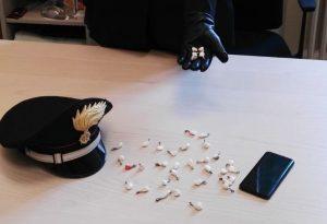 In auto con 36 dosi di cocaina: arrestato 23enne piacentino. Fermato nella notte a Rottofreno