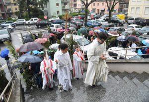 Si chiude il periodo di Quaresima: le foto della domenica delle palme