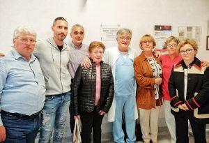 Anestesia e rianimazione, donazioni di familiari per il reparto
