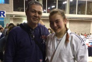 Francesca Trongone conquista il bronzo ai Campionati italiani Esordienti di judo
