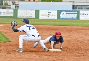 Altra domenica amara per il Piacenza Baseball: doppia vittoria di Crocetta