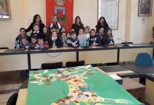 Speranze e radici: l'Albero della Vita dei bambini di Castel San Giovanni