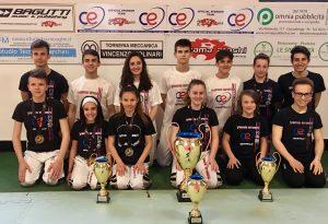 Pioggia di medaglie per la C.E. Yama Arashi alla Pointfighting Cup di Castellanza