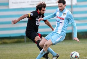 Il derby Fiorenzuola-Vigor si giocherà giovedì in notturna