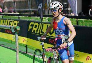 A Zona Sport Patrizia Dorsi, campionessa italiana di duathlon