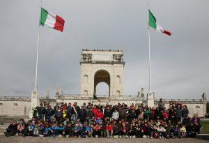 Viaggio nella storia: tappa ad Asiago per alpini e studenti di Cortemaggiore