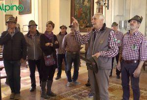La rubrica nazionale L'Alpino fa tappa a Borgonovo e Carpaneto