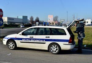 Polizia provinciale, mille sanzioni in più: multe per 832mila euro
