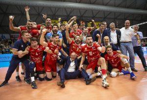 La promozione in Superlega della Gas Sales Volley a Zona Sport