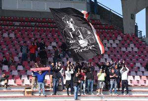 Entusiasmo a mille in vista del match col Siena: i tifosi incitano la squadra
