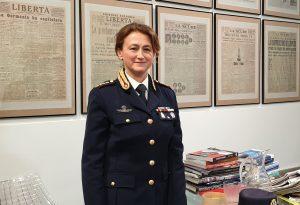 L'ex direttore della scuola di polizia Paola Capozzi ospite di Nel Mirino