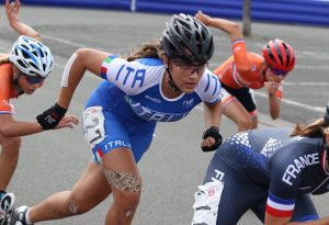 Giulia Corsini strepitosa ai Campionati italiani maratona: per lei una medaglia d'argento