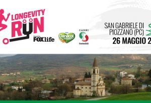 La Longevity Run fa tappa a San Gabriele di Piozzano domenica 26 maggio