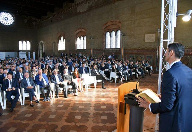 Confapindustria, 15esima Assemblea annuale. LE FOTO