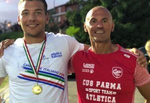 Norberto Fontana-spettacolo: giavellotto a 70,60 metri, è campione italiano