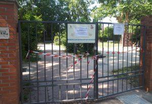 """""""Pericolo, non oltrepassare"""": resta chiuso il parco giochi sul Facsal"""