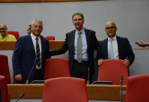 Fabio Callori è entrato in Regione nel gruppo di Fratelli d'Italia