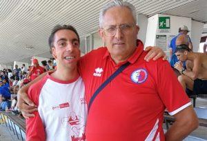 Simone Boiocchi super: nuovi record nei 100 e 200 metri