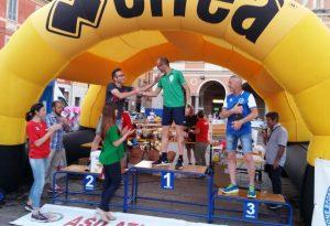 Soffientini e Sanchez tronfano alla Castello Run. Oltre 250 i partecipanti