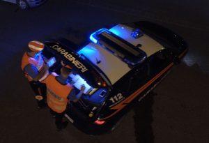 Alcol alla guida e droga: cinque automobilisti denunciati dai carabinieri