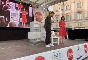 """Inaugurato Gola gola. La food writer Csaba dalla Zorza: """"Piacenza capitale mondiale del cibo"""""""