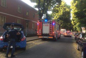 Le fiamme lo avvolgono mentre si trova in bagno: 14enne in gravi condizioni