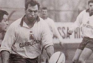 Rugby piacentino in lutto: se n'è andato Daniele Zazzera. Aveva 54 anni