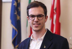 Davide Garilli eletto presidente del consiglio mentre è negli Usa