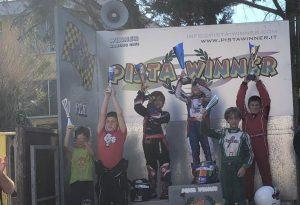 """Trofeo """"Barchi"""" 2019: vittoria per il baby pilota Filippo Pancotti"""