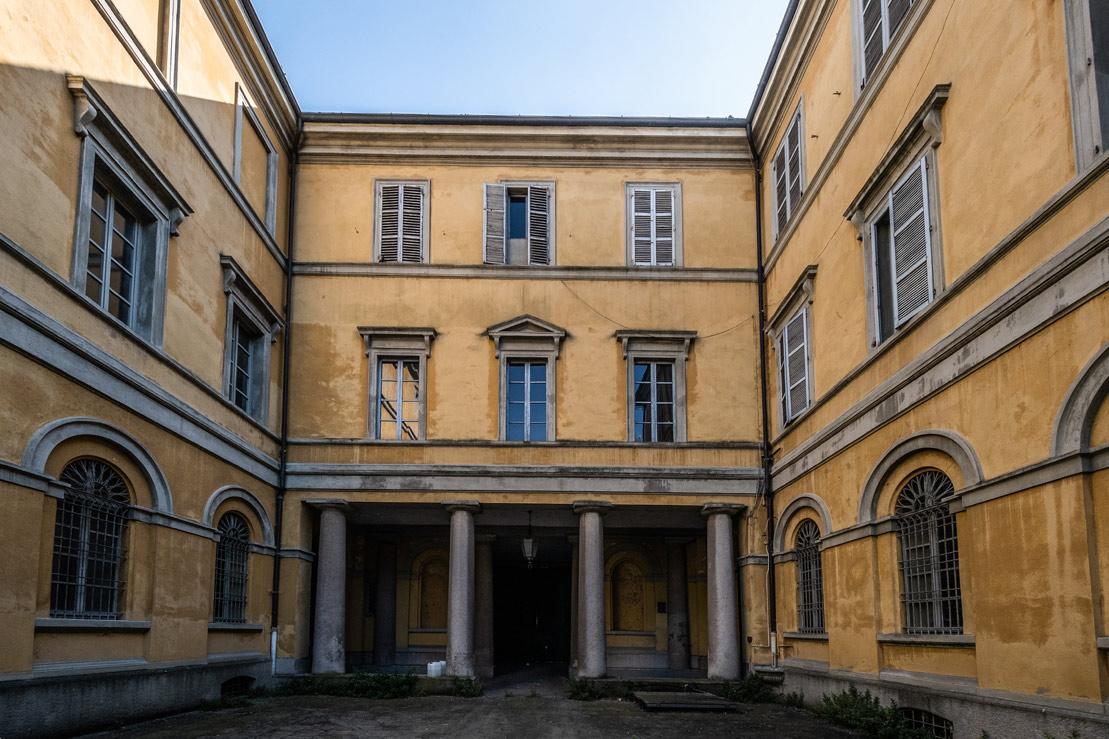 Il Demanio mette all'asta quattro immobili dello Stato piacentini