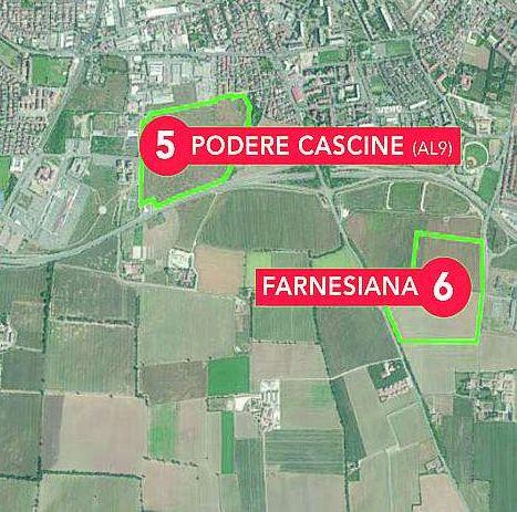 Ufficiale: la giunta Barbieri indica l'area Farnesiana 6 come sede del nuovo ospedale