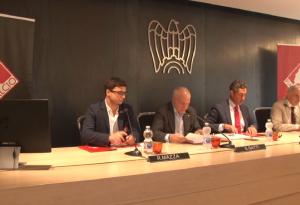 Confindustria si unisce alla causa biancorossa: al via nuova partnership