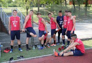 I primi scatti del ritiro a Salsomaggiore del Piacenza Calcio FOTOGALLERY