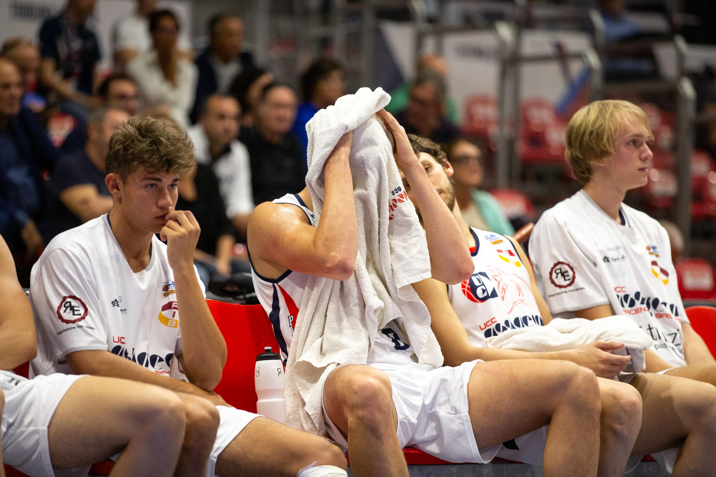 Il campionato nazionale di basket non si concluderà. Il comunicato della FIP